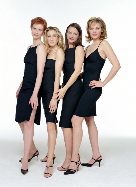 Így már nem csoda, hogy a sorozatbeli lányok olyan vékonyak voltak: közölték velük, hogy nem folytatják velük a munkát, ha elhíznak a forgatások alatt.