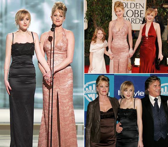 2006-ban ő volt Miss Golden Globe. A címet hagyományosan egy híresség gyereke viseli, és feladata, hogy háziasszonyként tevékenykedjen a nagyszabású gálán.