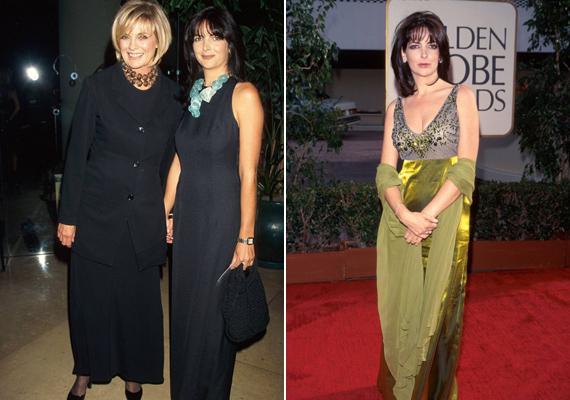 Linda Gray nagyon büszke a lányára, a bájos Kehlyt 1997-ben még Miss Golden Globe-nak is megválasztották.