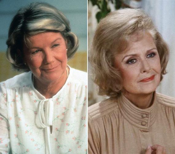 Ellie karakterét két színésznő is játszotta. Eredetileg Barba Bel Geddes formálta meg a Ewing-fiúk édesanyját, majd Donna Reed ugrott be a helyére 1984 és 1985 között. Barbara Bel Geddes 2005. augusztus 8-án hunyt el tüdőrákban, 83 éves volt. Donna Reed egy évig alakította Ellie-t, amikor az eredeti színésznő egészségügyi okokból kilépett a sorozatból, ám a nézők nem szerették, így vissza kellett hozni Barbarát. Ez volt Donna Reed utolsó szerepe, hasnyálmirigyrákban hunyt el 1986. január 14-én, 64 éves korában.