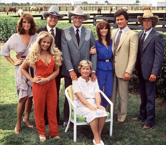 Az 1978 és 1991 között futó Dallas minden idők egyik legnézettebb és legsikeresebb sorozata volt.