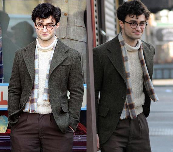 Harry Potter megformálója legutóbbi filmjében egy meleg költőt alakít.