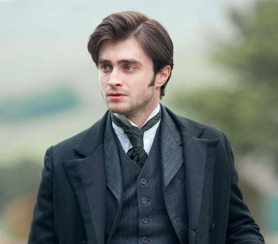 Daniel Radcliffe-et jövőre igazi férfiként, a The Woman in Black című kosztümös horrorfilm főszerepében láthatjuk majd.