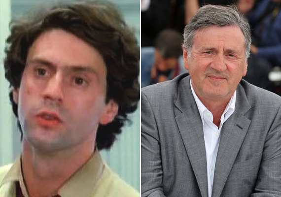 A 65 éves Daniel Auteuil játszotta Baptiste Babel Laval szerepét a filmben. Az Algírban született színészre az Éretlenek után figyelt fel a filmes szakma, sorra kapta a szerepeket. Játszott például a 2005-ös Rejtélyben, amelyben Juliette Binoche volt a partnere. 2006-ban vette el harmadik feleségét, három gyermeke van.