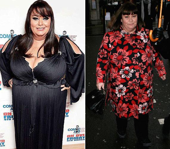 A nagy népszerűségnek örvendő színésznő saját bevallása szerint az egészséges táplálkozásnak és pilates tornának köszönheti fogyását.