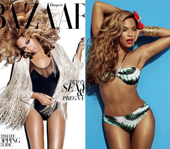 Beyoncénak a csípőjét és a combját is lefaragták.