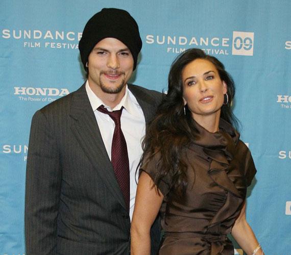 A színésznő 2005-ben két év párkapcsolat után ment feleségül Ashton Kutcherhez.