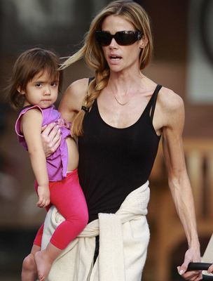 Denise Richards most...