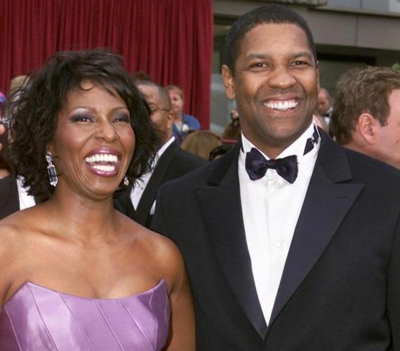 Pauletta és Denzel Washington idén ünneplik 30 éves házassági évfordulójukat.