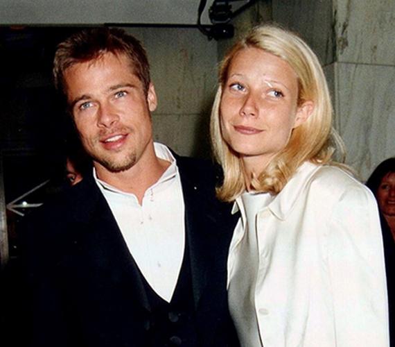 Egyre kevesebben emlékeznek rá, hogy a kilencvenes években, egészen pontosan 1995 és 1997 között a most 51 éves Brad Pitt és a 42 éves Gwyneth Paltrow egy párt alkottak. Akkora volt köztük a szerelem, hogy 1996-ban Pitt el is jegyezte Paltrow-t, ám nem sokkal később szakítottak. A színész ezután találkozott Jennifer Anistonnal, akit 2000-ben vett feleségül. Az itt látható kép Londonban készült.