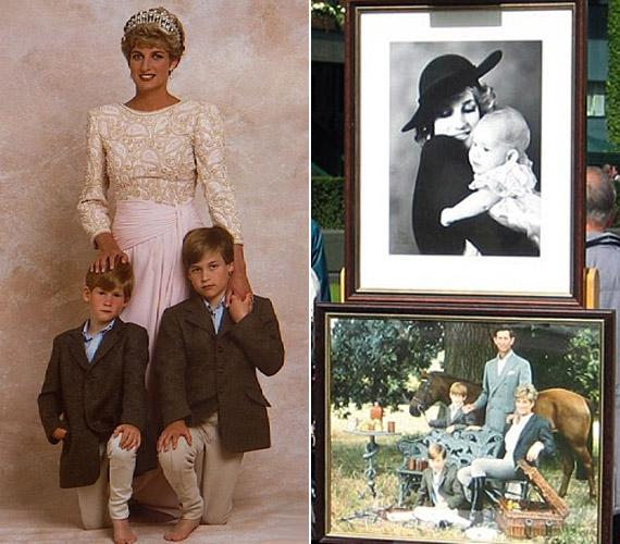 Sosem látott felvételek kerültek elő Diana hercegnőről, a képeket a BBC Antiques Roadshow című műsorában mutatták be.