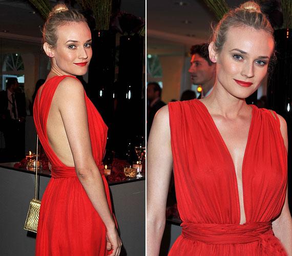 Kruger nem unatkozott 2010-ben, öt filmet is forgatott zsinórban, idén pedig egy francia alkotásban, a Les Adieux à la reine-ben játssza majd Marie Antoinette-et.