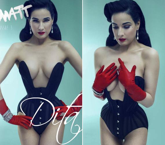 A Bwatt magazin címlapján szerepel majd a színésznő az igen merész ruhácskában.