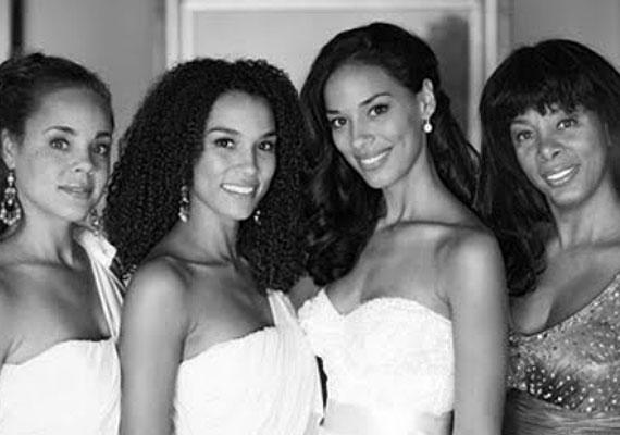 Donna Summer és három gyönyörű lánya, Mimi, Brooklyn és Amanda nagyon ritkán mutatkozott együtt. Édesanyjuk halála után szinte nem is készült közös fotó róluk.