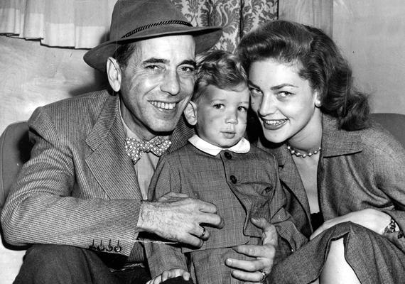 - Soha nem kellett volna a scotchról martinire váltanom - mondta halálos ágyán a csupán 57 éves Humphrey Bogart, akinél a mértéktelen dohányzás és alkohol nyelőcsőrákot okozott. A betegség miatt kómába esett, majd álmában meghalt. Ekkor csupán 36 kilót nyomott.