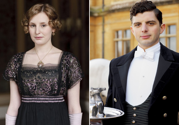 A rajongók nagyon örülnek Laura Carmichael boldogságának, a szériában ugyanis Lady Edith Crawley tragikus szerelmi életéről volt híres.