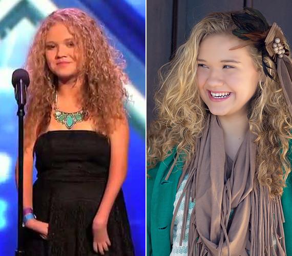 Rion Paige megríkatta Amerikát, a 13 éves lány ugyanis egy veleszületett betegség miatt nem tudja használni a kezeit. Mégis elindult az amerikai X-Factorban, és bár nem ő nyerte, hatalmas sikereket ért el. Íme, a videója.