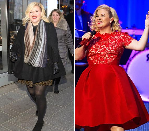 Kelly Clarkson énekesnő mindig is küzdött a kilóival, amióta pedig tavaly júniusban életet adott első kislányának, megmaradt gömbölydednek. Ám mint nemrégiben a Redbook magazinnak nyilatkozta, nem érdekli mások véleménye. Egyszerűen lassú az anyagcseréje, amit elfogadott, de nem ez a központi kérdés az életében.