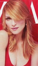 A gyönyörű Madonna
