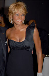 Whitney Houston újra a csúcson