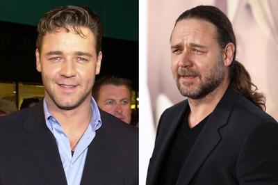 Russell Crowe Oscar-díjas színész