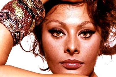 Sophia Loren fénykorában