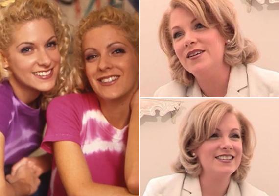 Suzy és Suzon, a szőke, bongyor hajú ikrek bájos színfoltjai voltak a sorozatnak - ma már 45 évesek. Christine Ever és Stephanie Ever az Első csók forgatása alatt vették fel első albumukat, ám évekkel később úgy határoztak, mivel túl sok idejükbe került, felhagynak a tévézéssel és az énekléssel is, és mindketten visszamennek első szerelmükhöz, a színházhoz.