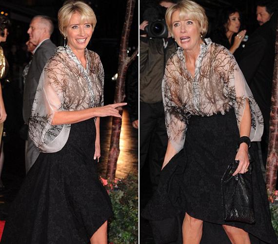 A kétszeres Oscar-díjas színésznő sosem arról volt híres, hogy csinosan öltözik, ám a londoni divathét óta nem lehet kifogást találni a megjelenésén.