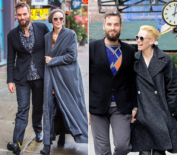 Tilda Swinton és Sandro Kopp: 18 év különbség. Az 54 éves színésznő már egy évtizede jár festő kedvesével, még 2004-ben jöttek össze a Narnia krónikái forgatásán - akkor a fiatalember 26 éves volt. Egy skót kisvárosban élnek együtt a sztár 17 éves ikreivel, akik még előző partnerétől születtek.
