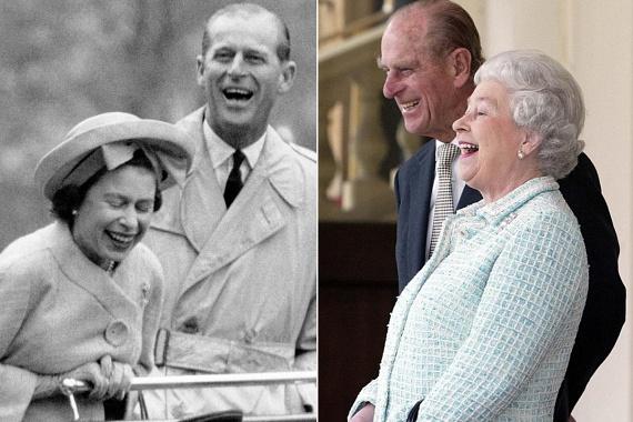 Erzsébet királynő legutóbbi életrajzi könyvében elárulta, azt szereti legjobban a férjében, hogy az mindig meg tudja nevettetni, és habár a világ, sőt, még a saját családtagjai is elsősorban a királynőt látják benne, mellette teljesen önmaga lehet.