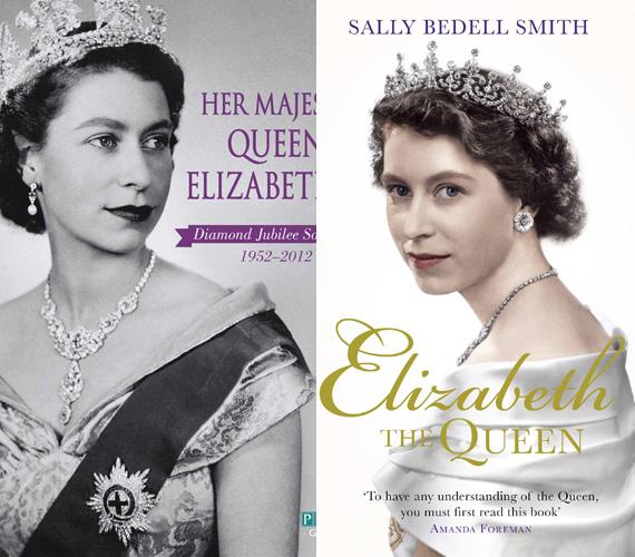 A bal oldali kiadvány uralkodásának 60. évfordulója alkalmából készült, de kiadták már biográfiáját is.