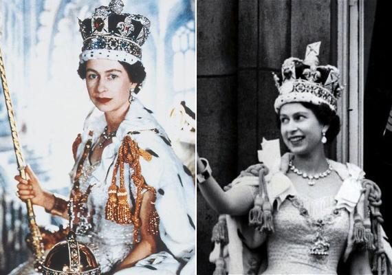 II. Erzsébet koronázási ünnepségét 1953. június 2-án tartották. Erzsébet fejére 25 évesen került a korona. A címét névlegesen már 1952 februárjában megkapta, ekkor halt meg édesapja, VI. György király, azonban a koronázást egy évvel el kellett halasztani, hiszen nem volt illő egy ilyen ünnepély a gyász időszakában.