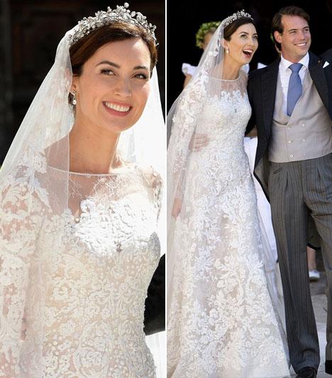 Félix luxemburgi herceg  Elkelt Félix luxemburgi is, szeptember 21-én elvette Claire Lademachert a franciaországi Saint-Maximin-la-Sainte-Baume-ban. A lány német, így a polgári szertartást három nappal korábban Frankfurtban tartották.  Kapcsolódó cikk: Íme, az új hercegné esküvői fotói »