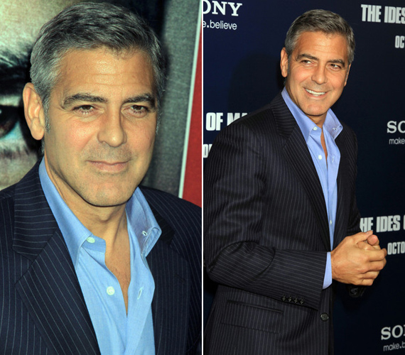 Clooney idén a The Descendants és az The Ides of March című filmeket forgatta, soron következő munkája pedig a Gravity című thriller lesz.