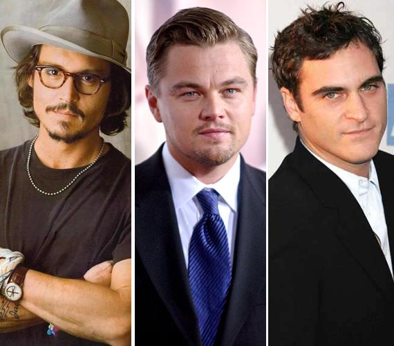 A hollywoodi filmesek díját korábban Johnny Depp, Leonardo DiCaprio és Joaquin Phoenix is elnyerte már.