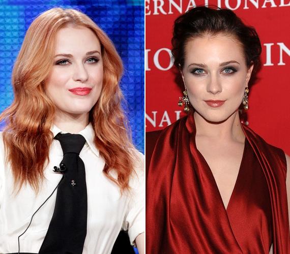 Januárban még vörösesszőke hajjal hódított, a 2009-es Annual Night of Stars Awards díjkiosztón pedig sötétbarna frizurával hódított.