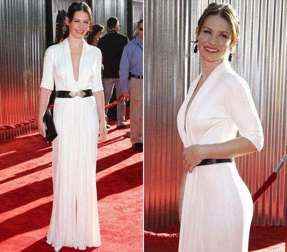 Evangeline Lilly hat éven át formálta meg a Lostban Kate Austen karakterét.