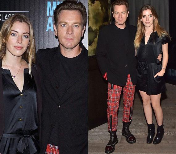 Ewan McGregort legidősebb lánya, a 20 éves Clara kísérte el a színész legújabb filmje New York-i premierjére. A szőke szépséget megkörnyékezte a modell szakma, de ő inkább a kamera túloldalán, fotósként kíván tevékenykedni.