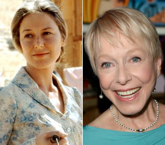 Karen Grassle (Caroline Ingalls) New Yorkban kezdte színészi pályafutását, ami az Ingalls lányok anyjának szerepével teljesedett ki. Több filmben és színpadi darabban is játszott, 1994-ben a Wyatt Earp című filmben is láthattuk Kevin Costner oldalán. A 73 éves Karen háromszor ment férjhez, először Leon Russom színészhez, majd J. Allen Radford ingatlanfejlesztőhöz, akivel örökbe fogadtak egy Lily nevű kislányt. Válásukat követően újra adott egy esélyt a házasságnak, de hiába. Harmadik válása óta lányával él kettesben San Francisco Bay-ben.