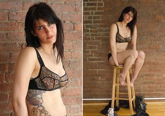 Eryn Lefkowitz anorexiás lett, most próbál kigyógyulni belőle. Mint mondta, amikor csontsovány volt, senki sem mondta neki, hogy ez már nem szép, sőt, azt javasolták, menjen modellkedni.