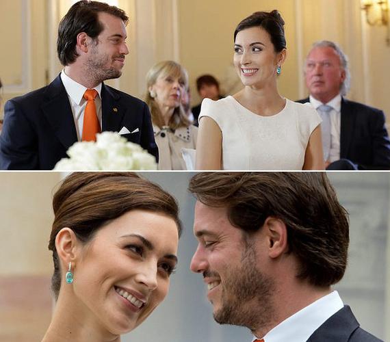 A pár az egyetemen találkozott Svájcban, azóta alkotnak egy párt. Decemberben jelentették be az eljegyzésüket.
