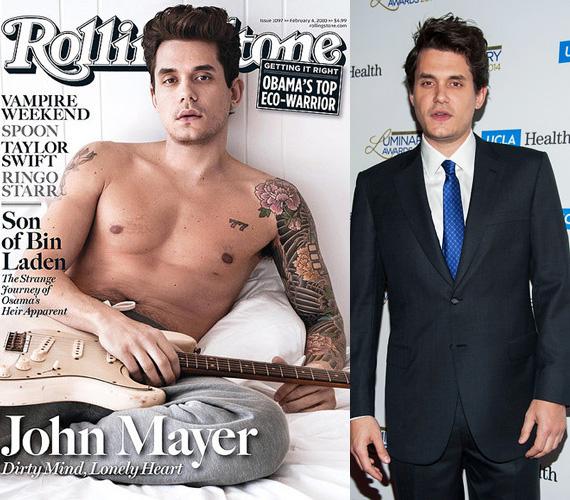 John Mayer zenész 2010-ben vetkőzött neki a Rolling Stone-nak. Bár 1998 óta zenél, nem csak emiatt ismerik világszerte, hanem mert híres nőkkel volt viszonya: egyebek közt járt Jennifer Love Hewitt-tal, Jennifer Anistonnal, Jessica Simpsonnal, Katy Perryvel és Taylor Swifttel is, ráadásul a magánéletét nem egyszer kiteregette már a sajtónak.