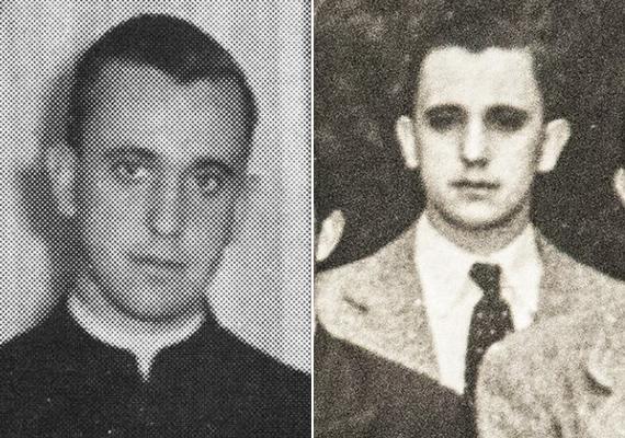 A '60-as években, pappá szentelése után, illetve még azt megelőzően. Senki nem gondolta róla akkoriban, hogy egyszer pápa lesz belőle.