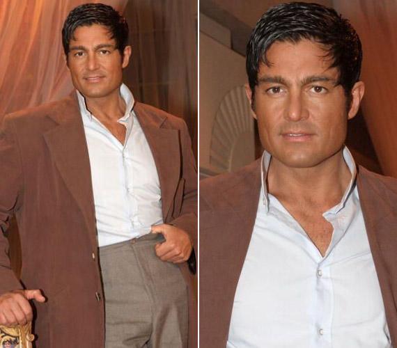 Több epizódszerep után 1997-ben megkapta az Esmeralda című sorozatban José Armando szerepét, ez jelentette számára az igazi áttörést.