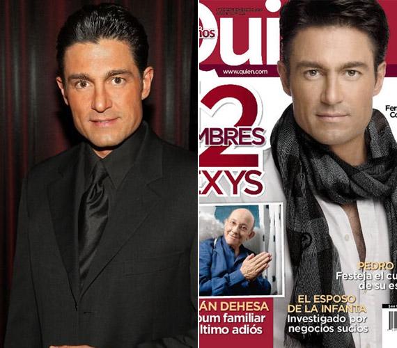 A színész hazájában szexszimbólum és férfiideál, rendszeresen szerepel különböző magazinok címlapján, de magánéletéről mélyen hallgat.