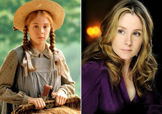 Az Anna a Zöld oromból sztárja, a 47 éves Megan Follows még mindig aktívan színészkedik. Jelenleg Az uralkodónő sorozat Medici Katalinját alakítja.