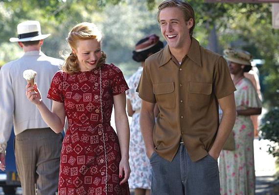 Ryan Gosling és Rachel McAdams, a Szerelmünk lapjai szerelmespárja addig vitatkozott, hogy majdnem kirúgatták egymást. Szenvedélyes kapcsolatuk kezdetén gyűlölték, majd a film forgatása után imádták egymást, négy évig jártak.