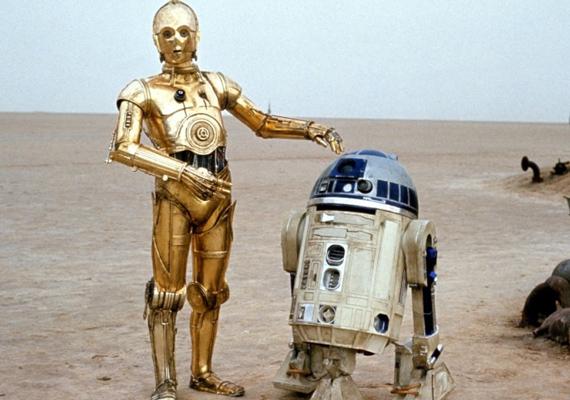 A Csillagok háborúja filmek elválaszthatatlan párosa, C3PO és R2D2 a való életben korántsem voltak jó viszonyban. Kenny Baker, aki C3PO-t alakította, azt mondta Anthony Danielsről - aki R2D2 hangját adta a filmben -, hogy ő a világ legbunkóbb embere.