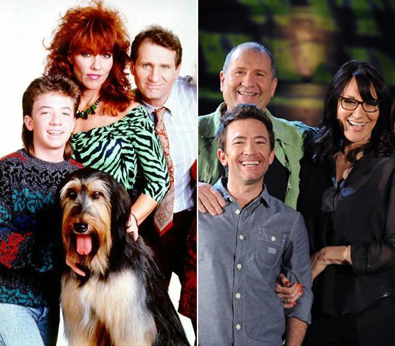 A Egy rém rendes család című sorozatot mindenki ismeri, 1987 és 1997 között forgatták. Al Bundy, vagyis Edward O'Neill ma 68 éves, és jelenleg a Modern család című, szintén sikeres sorozatban játszik. A Peggyt játszó színésznő, Katey Sagal 61 éves, legutóbb pedig a Kemény motorosokban szerepelt, 2008-ban.