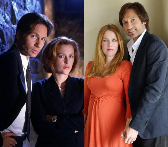 A kilencvenes évek egyik leghíresebb és legnépszerűbb filmes párosa volt a David Duchovny és Gillian Anderson által alakított Mulder és Scully ügynök az X-akták című sorozatban. Csaknem 13 évvel a tévésorozat befejezése után a FOX 2015 márciusában bejelentette, megrendelt egy hatrészes mini X-akták-sorozatot, amelyben az eredeti szereplők játszanak majd.